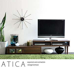 テレビラック ATICA (アティカ)